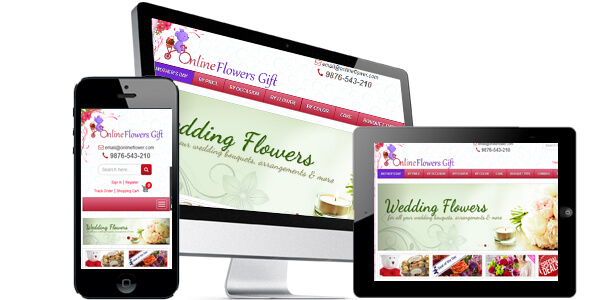 Online Flowers Gift