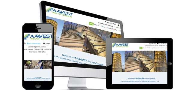 AAwest Website