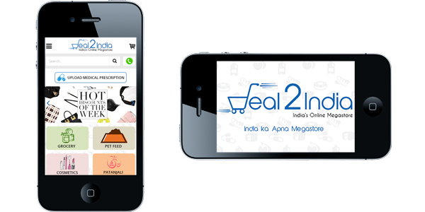 Deal 2 India Android app