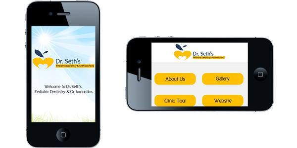 Dr seth mobile app